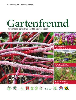 Gartenfreund 12.2018