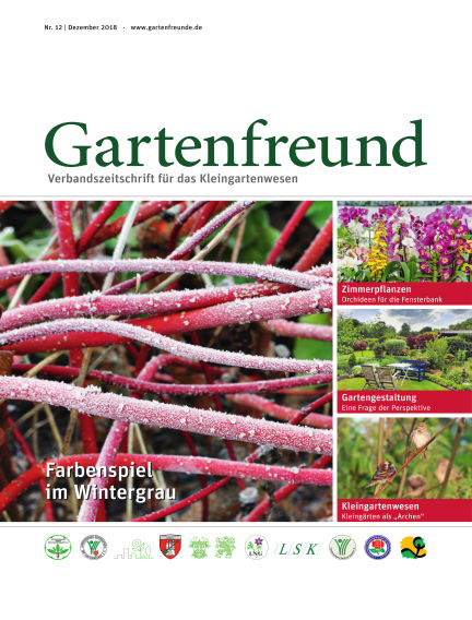 Gartenfreund December 01, 2018 00:00