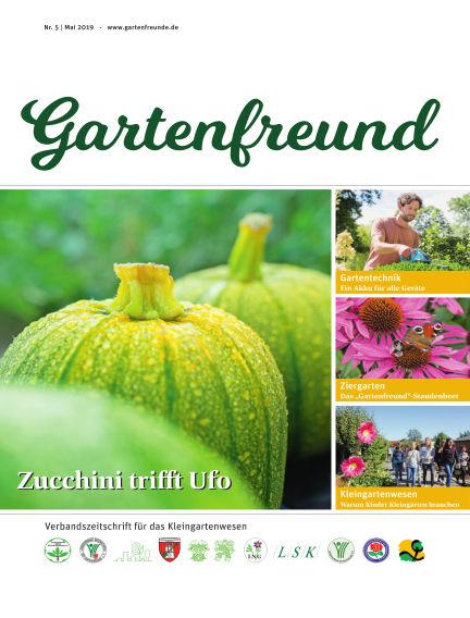 Gartenfreund May 01, 2019 00:00