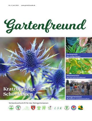 Gartenfreund 06.2019