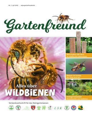 Gartenfreund 07.2019