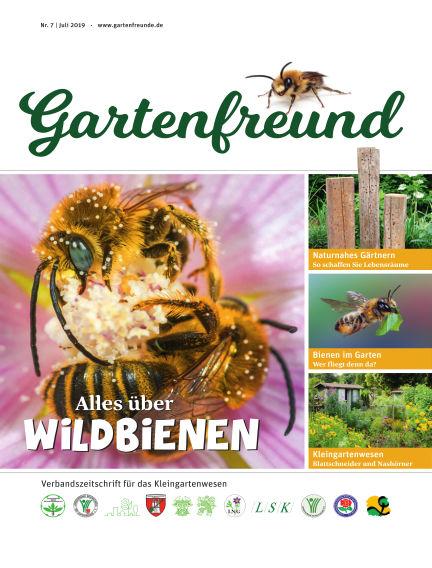 Gartenfreund June 30, 2019 00:00