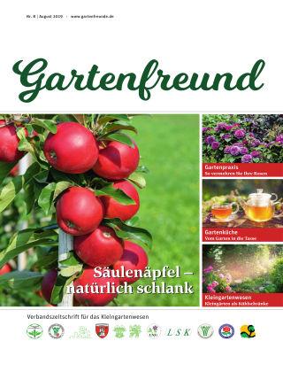 Gartenfreund 08.2019