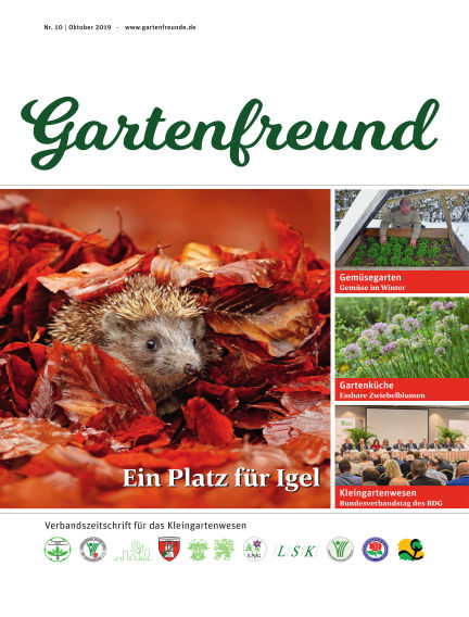 Gartenfreund September 30, 2019 00:00