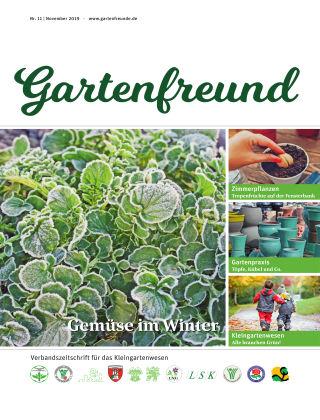 Gartenfreund 11.2019