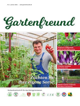 Gartenfreund 01.2020