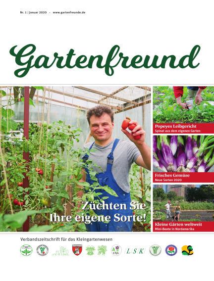 Gartenfreund December 30, 2019 00:00