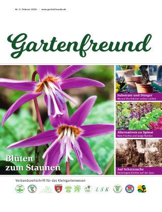 Gartenfreund 02.2020