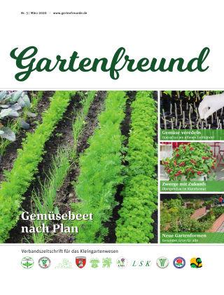 Gartenfreund 03.2020
