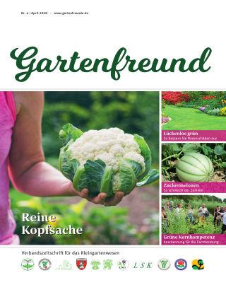 Gartenfreund 04.2020