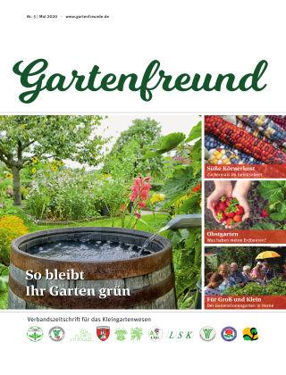 Gartenfreund 05.2020