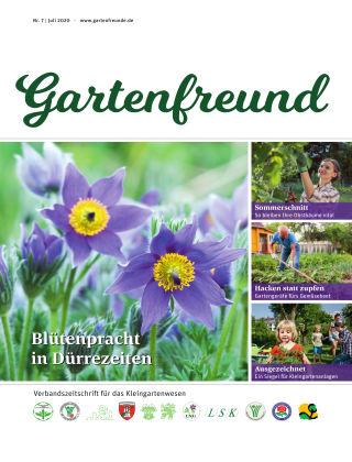 Gartenfreund 07.2020