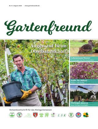 Gartenfreund 08.2020