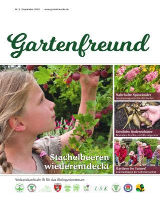 Gartenfreund 09.2020
