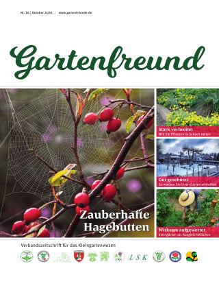 Gartenfreund 10.2020