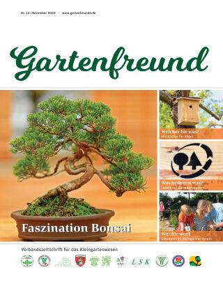 Gartenfreund 12.2020