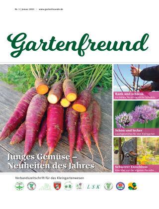 Gartenfreund 01.2021