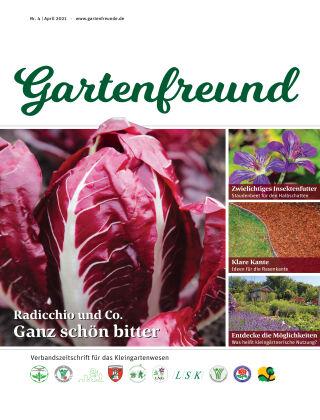 Gartenfreund 04.2021