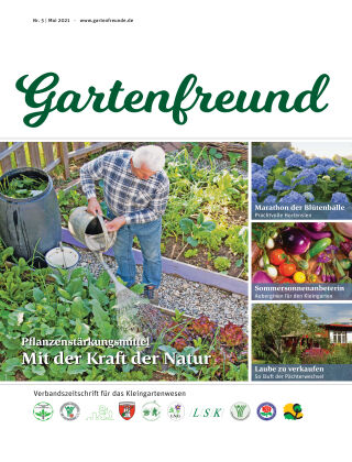 Gartenfreund 05.2021