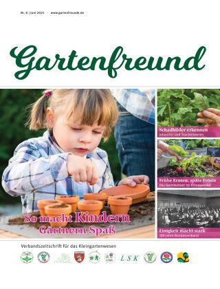 Gartenfreund 06.2021