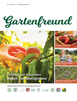 Gartenfreund 07.2021