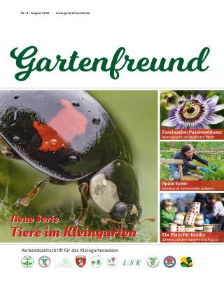 Gartenfreund 08.2021