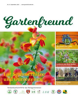 Gartenfreund 09.2021
