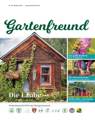 Gartenfreund 10.2021