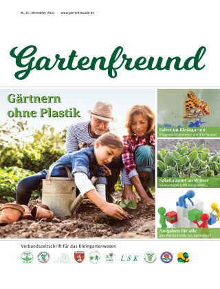 Gartenfreund 11.2021