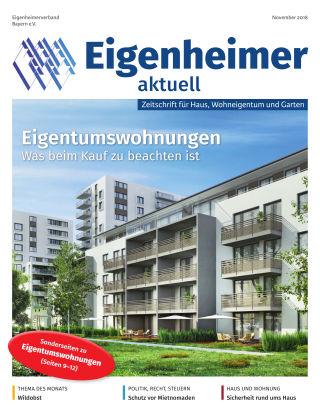 Eigenheimer aktuell 11.2018