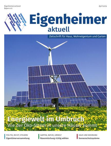 Eigenheimer Magazin April 01, 2019 00:00