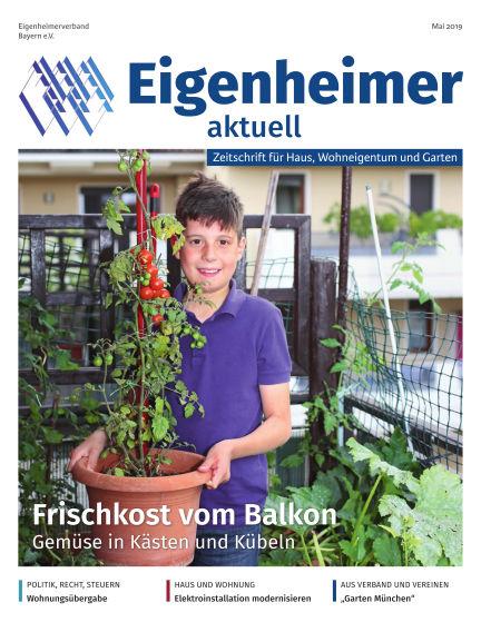 Eigenheimer Magazin April 30, 2019 00:00