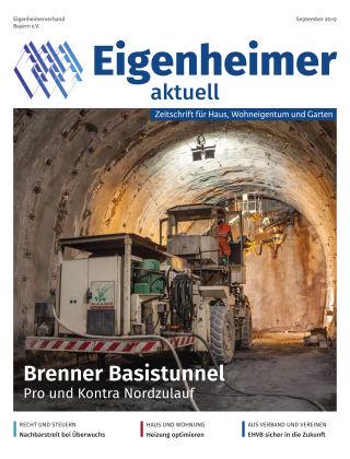 Eigenheimer aktuell 09.2019