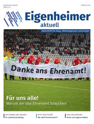 Eigenheimer aktuell 10.2019