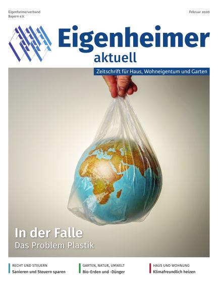 Eigenheimer Magazin January 31, 2020 00:00
