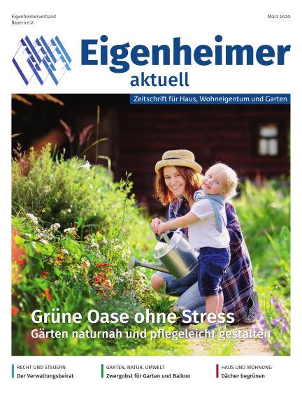 Eigenheimer Magazin March 01, 2020 00:00