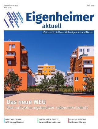 Eigenheimer aktuell 04.2020
