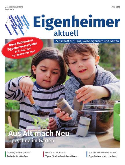 Eigenheimer Magazin April 30, 2020 00:00