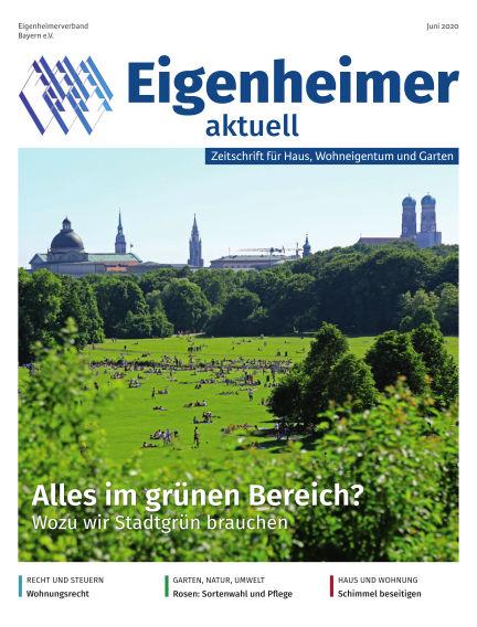 Eigenheimer Magazin May 29, 2020 00:00