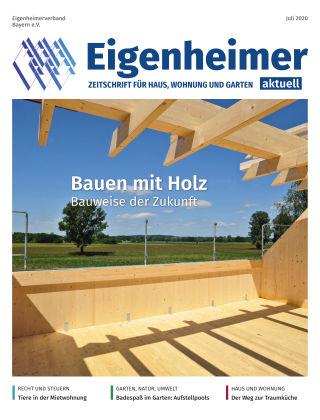 Eigenheimer aktuell 07.2020