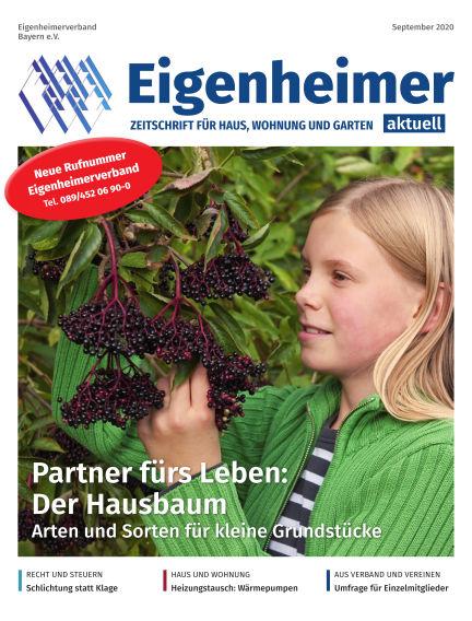 Eigenheimer Magazin August 31, 2020 00:00