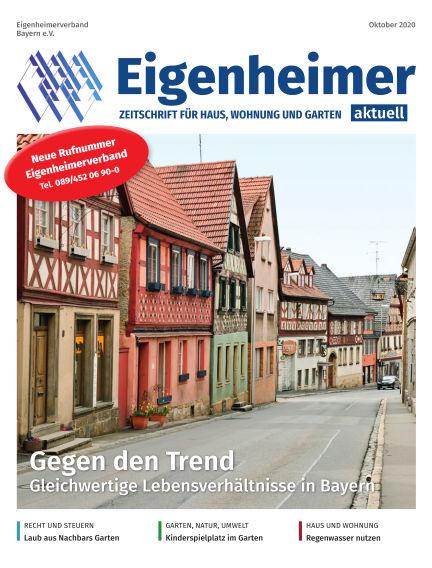 Eigenheimer Magazin September 30, 2020 00:00