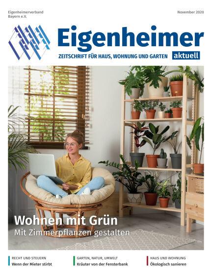 Eigenheimer Magazin October 30, 2020 00:00