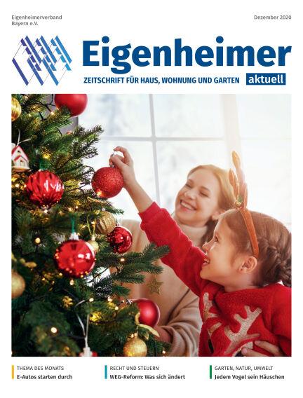 Eigenheimer Magazin November 30, 2020 00:00