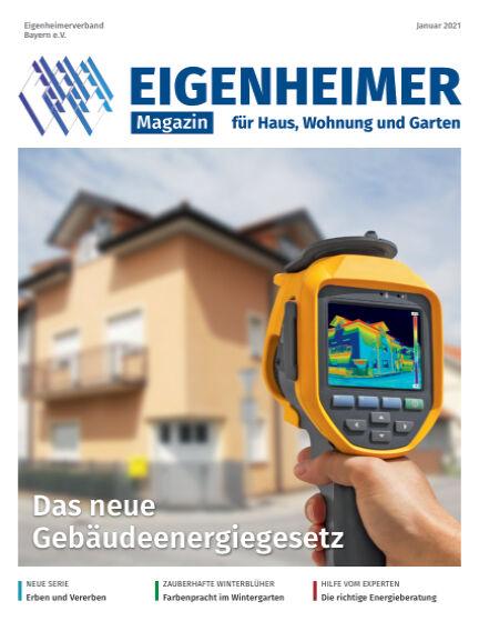 Eigenheimer Magazin December 30, 2020 00:00