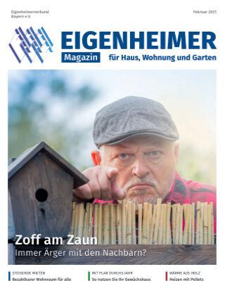 Eigenheimer Magazin 02.2021