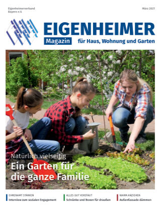 Eigenheimer Magazin 03.2021