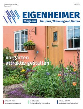 Eigenheimer Magazin 07.2021