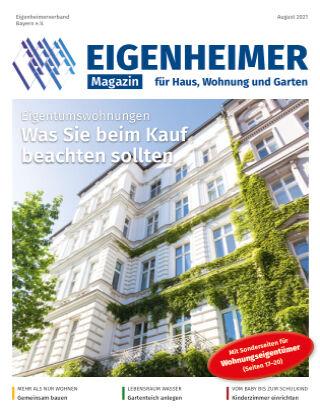 Eigenheimer Magazin 08.2021