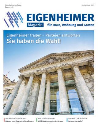 Eigenheimer Magazin 09.2021